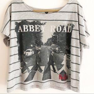 Beatles Abbey Road T-shirt.